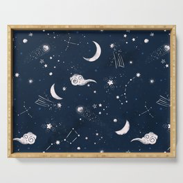 Seeing Stars Serving Tray