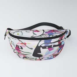 Crowd - 8 Fanny Pack