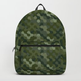 Camouflage Pattern | Camo Stealth Hide Military Backpack