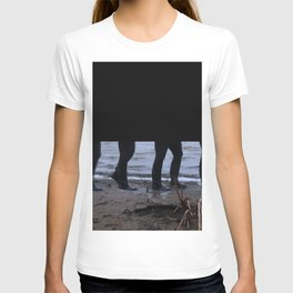 Walk Along the Shore T-shirt