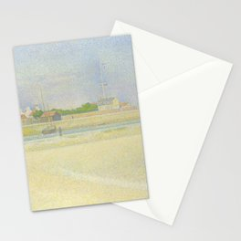 The Channel of Gravelines, Grand Fort-Philippe Stationery Cards