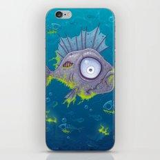 Zombie Fish iPhone & iPod Skin