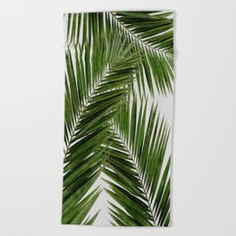 Palm Leaf III Beach Towel