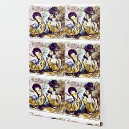 Still Life Art Of Ducks Wallpaper