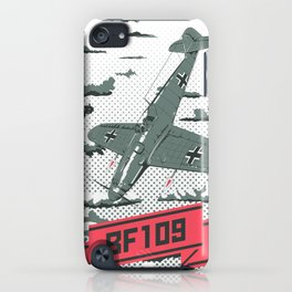 Messerschmitt Bf.109 iPhone Case