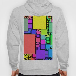 Everywhere Square 33 Hoody