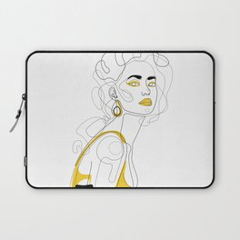 In Lemon Laptop Sleeve