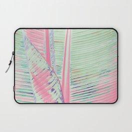 Flamingo and banana Laptop Sleeve
