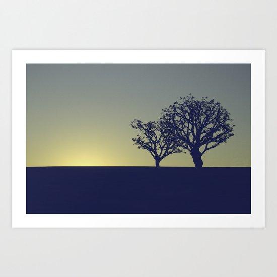 01 - Landscape Art Print