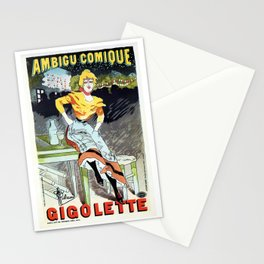 Gigolette Stationery Cards