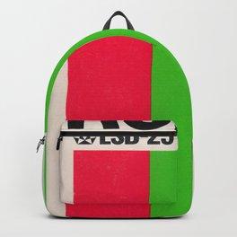 LSD RETRO DESIGN Backpack