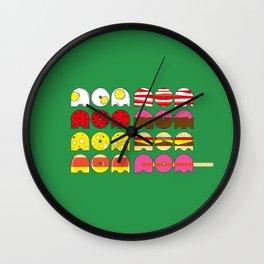 nom nom nom nom nom nom nom ... nom Wall Clock
