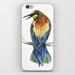 Bee Eater iPhone Skin