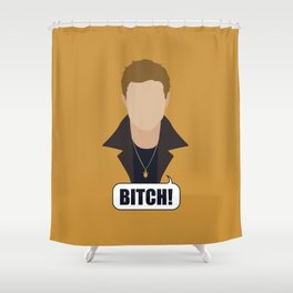 1 Dean Winchester Shower Curtain