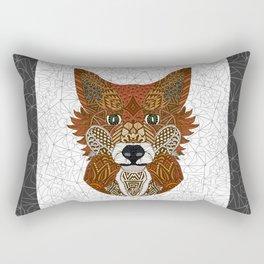 New Fox Rectangular Pillow