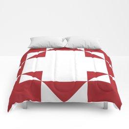 Nurse's Block Comforters