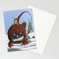 Mountain Hopper Stationery Cards
