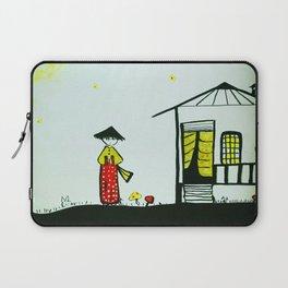 japanese girl Laptop Sleeve
