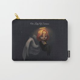 Scully - Our Lady Of Sorrows Carry-All Pouch