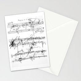Rhizome in C Major Stationery Cards