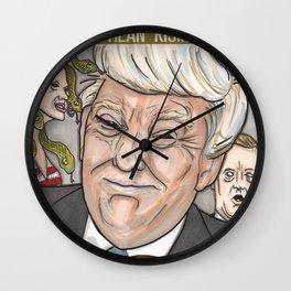 Inhumans Wall Clock