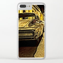 Havanna at night... Clear iPhone Case