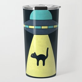 We Just Want The Cat Travel Mug
