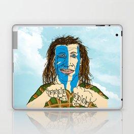 WILLIAM WALLACE Laptop & iPad Skin