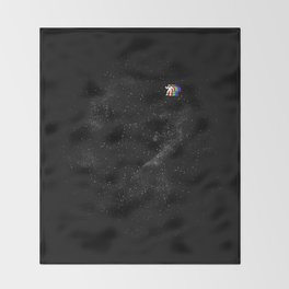 Gravity V2 Throw Blanket