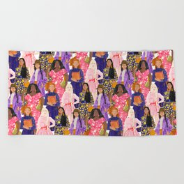 Sisterhood Beach Towel
