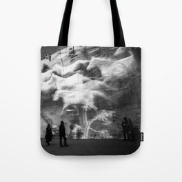 CAVES Tote Bag