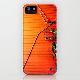 San Fran Sunrise iPhone Case