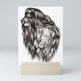 Sphinx Mini Art Print