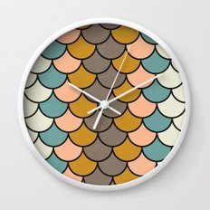 Autumn Chirp Wall Clock