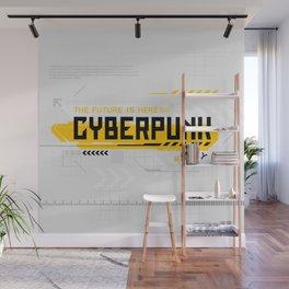 CyberPunk 1 Wall Mural