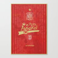 spain Canvas Prints featuring Spain by liamhohoho