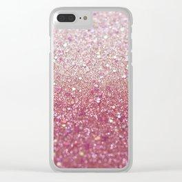 Joyful Spring Clear iPhone Case
