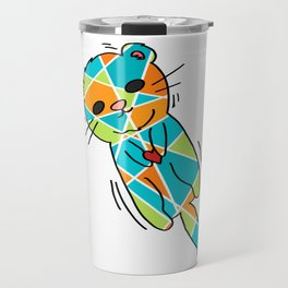 There's No Otter Like You - Cute Loving Otter - 57 Montgomery Ave Travel Mug
