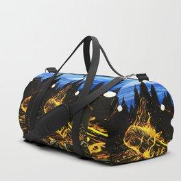 Camp Fire Duffle Bag