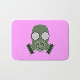 Army Gasmask Bath Mat