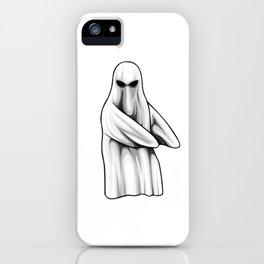 Ghost floss Dance Halloween iPhone Case