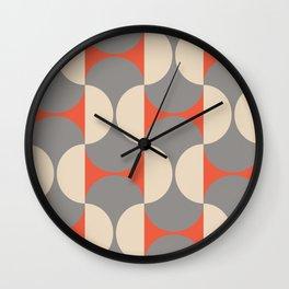Capsule Farmhouse Wall Clock