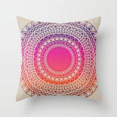 Secret writing Throw Pillow