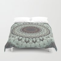 classic Duvet Covers featuring Classic by Jane Lacey Smith