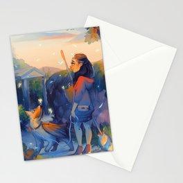 Fairyflies Stationery Cards
