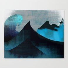 Hostile Environment Canvas Print