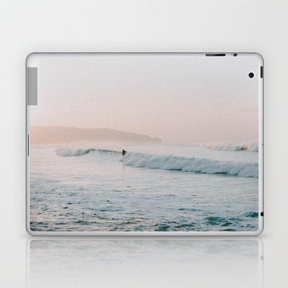 summer waves Laptop & iPad Skin