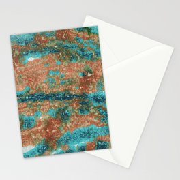 Abstract Painting 3 Landscape Stationery Cards