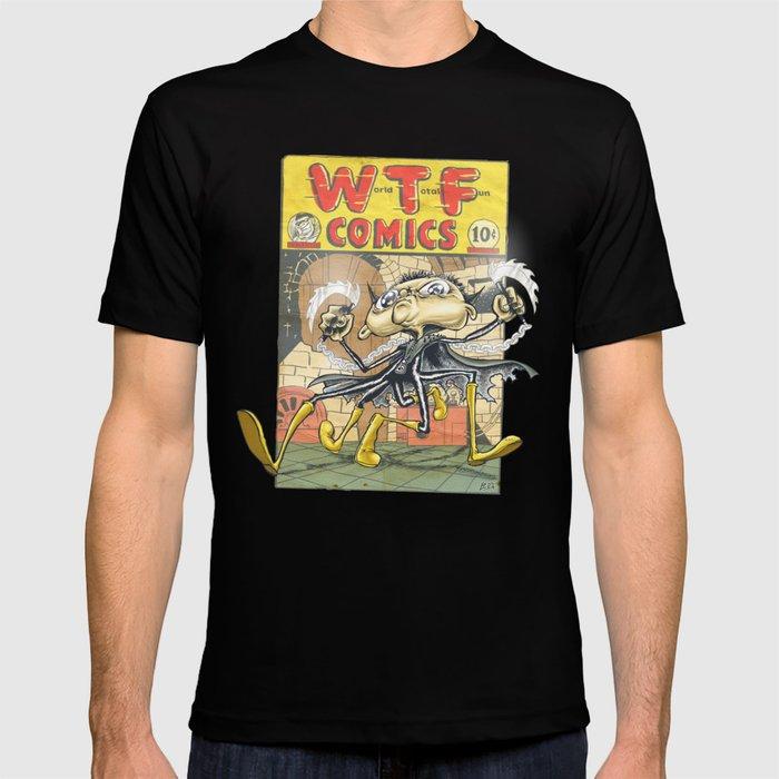 A Comic Book Villian  T-shirt