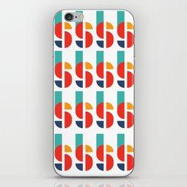 Bauhaus Kandinsky Geometry Typeface iPhone Skin
